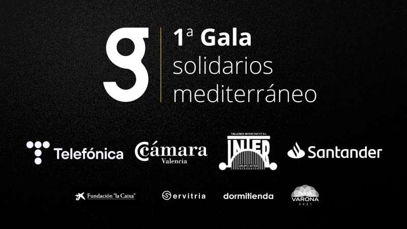 La 8 Mediterráneo reconoce la lucha contra la pandemia en su 1ª Gala Solidarios Mediterráneo. EPdA