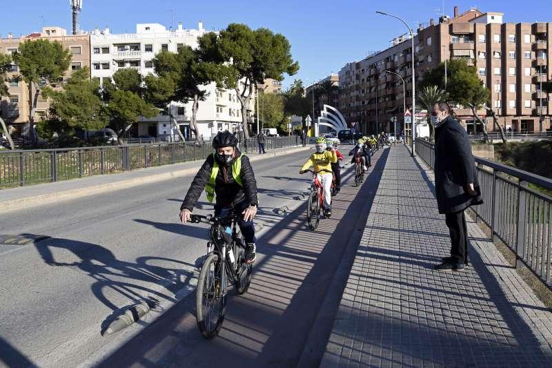 Activitat ciclista a Paiporta