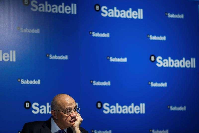 El presidente del Banco Sabadell, Josep Oliu. EFE/Archivo