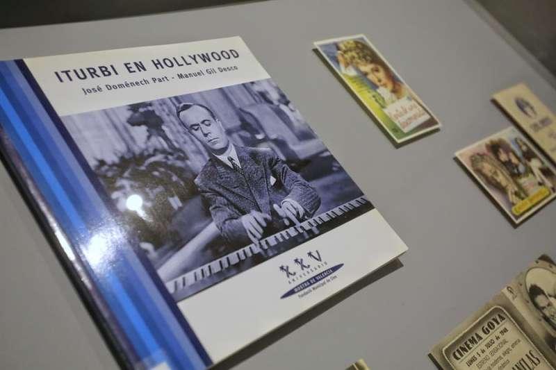 Una imagen de la exposición, facilitada por el Ayuntamiento. EFE