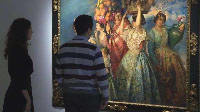 El Museo de Bellas Artes de València abre su nueva sala expositiva