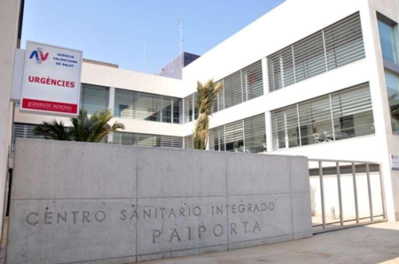 Centro sanitario de Paiporta. EPDA