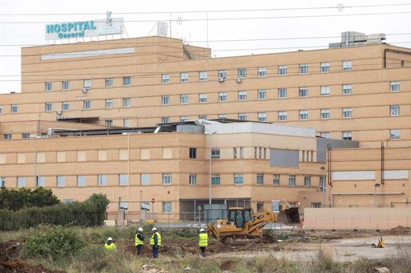 Imagen de archivo del Hospital General de Castellón. EFE/Domenech Castelló