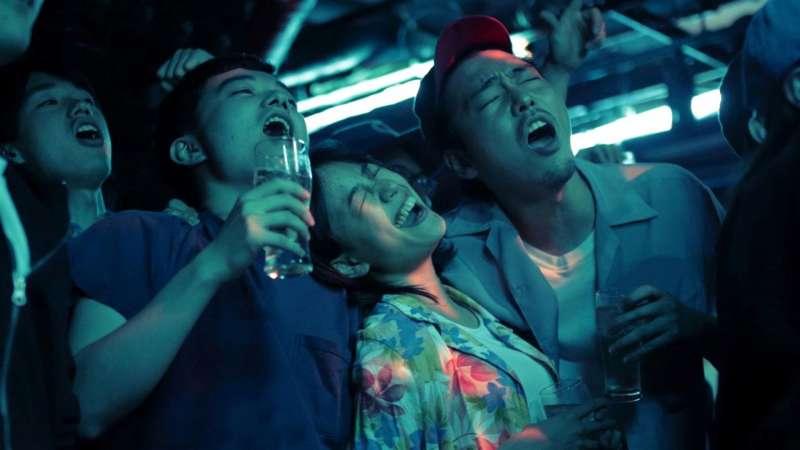 Escena de unas películas japonesas programadas por Filmoteca.