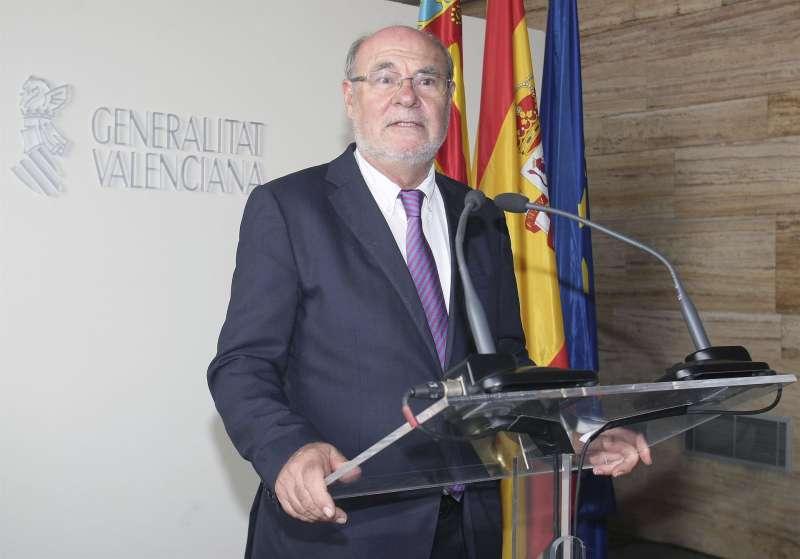 Andrés García Reche, presidente de la Agencia Valenciana de la Innovación (AVI)