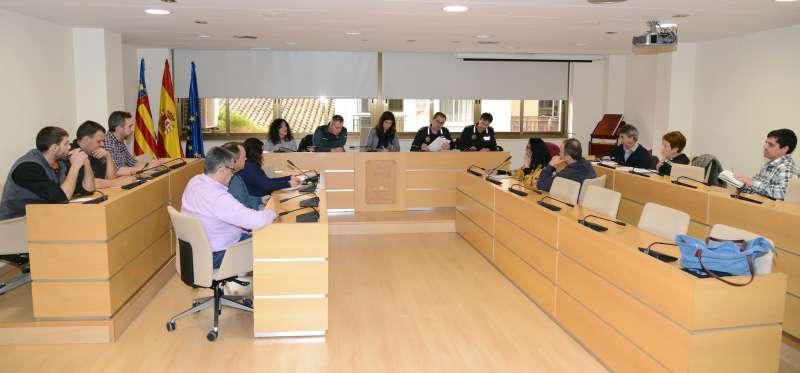 Imatge del plenari
