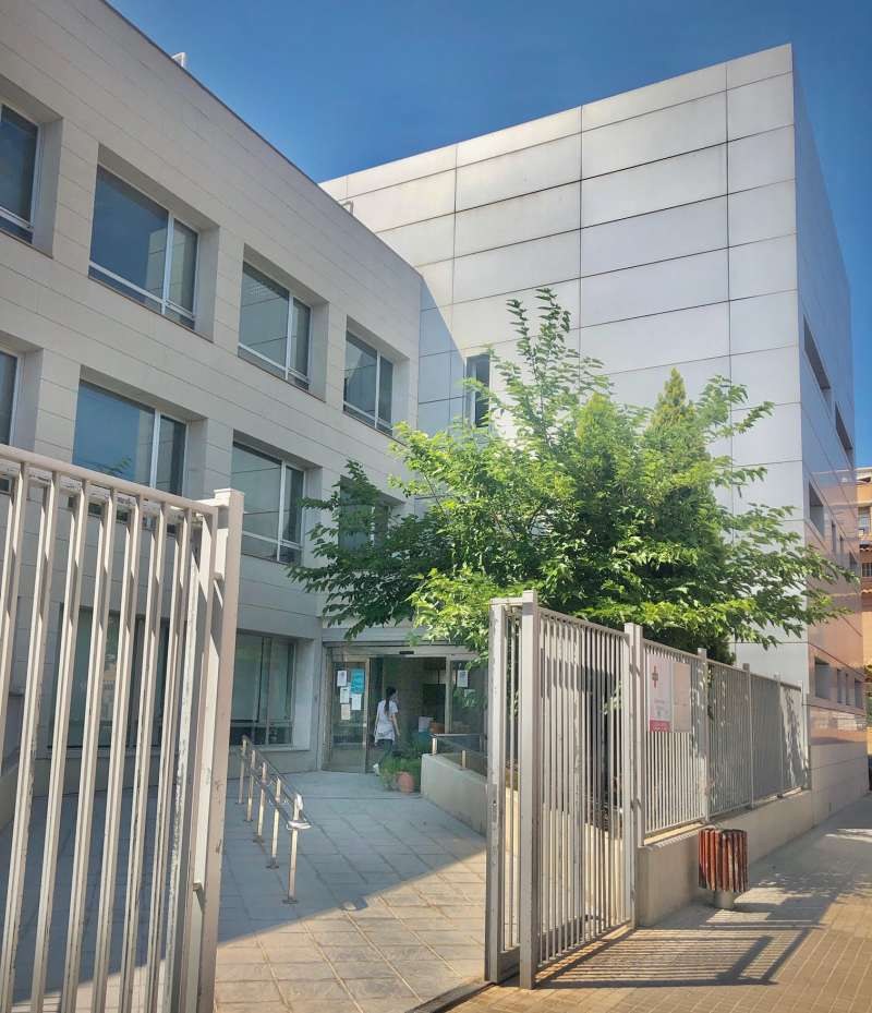 Centro de salud de Alboraya. EPDA